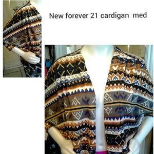 New forever 21 cardigan